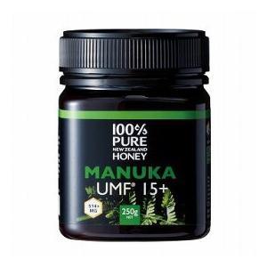 マヌカハニー UMF15+ 250g(ニュージーランド お土産 ニュージーランド 土産) 通販|arigatou-nuts
