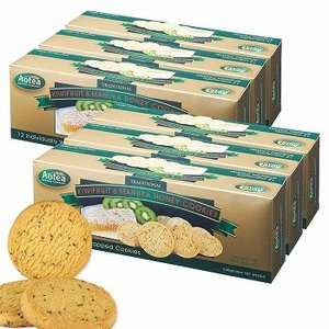 ニュージーランド お土産 土産 おみやげ Aotea キウイ&マヌカハニークッキー 6箱セット 通販|arigatou-nuts