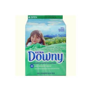 ダウニー 柔軟剤  マウンテンスプリング 1.02L(詰替用)(downy)|arigatou-nuts