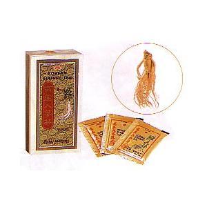高麗人参茶(海外 韓国 お土産 おみやげ 土産 みやげ)|arigatou-nuts