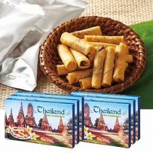 タイ お土産 土産 おみやげ タイ チリプラウンロール 6箱セット 通販|arigatou-nuts