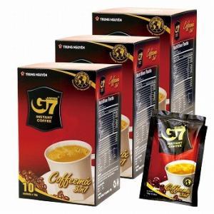 ベトナム お土産 土産 おみやげ チュングエン インスタントコーヒー 3in1 3箱セット 通販|arigatou-nuts