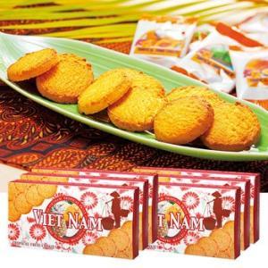 ベトナム お土産 土産 おみやげ ベトナムフルーツクッキー 6箱 通販|arigatou-nuts