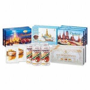 タイ お土産 土産 おみやげ タイ バラエティセット まとめ買いお得セット 通販 2019-2020|arigatou-nuts