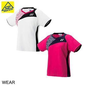 ヨネックスウィメンズゲームシャツ 20446Y 受注会限定品 メール便可|arimotospshop