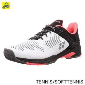 ヨネックス YONEX テニスシューズ パワークッションソニケージ2メンGC SHTS2MGC 141ホワイト/ブラック arimotospshop