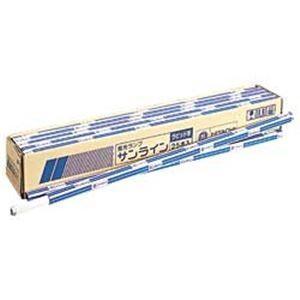 日立(HITACHI) 管球直管(サンライン) 40形(36W) 昼光色 ラピッドスタータ形 1箱(25本)(1095290)|arinkurin2