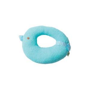 ベビー用おもちゃ | ユアーズアーミーワールド ラブリー ひよこのガラガラ(ブルー)|arinkurin2