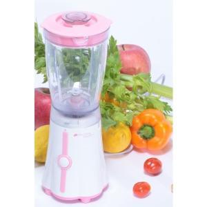 キッチン家電 | マイグリーンスムーザー/コンパクトミキサー (500ml) プラスチック容器 投入蓋付き 安全設計 FJS490|arinkurin2