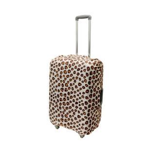ミヨシ スーツケースカバー Mサイズ LEOPARD MBZSCM2/LP|arinkurin2