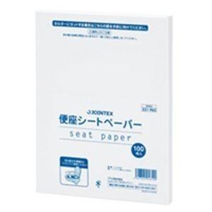 衛生用品 | ジョインテックス 便座シートペーパー 100枚入*50組 N028JP|arinkurin2