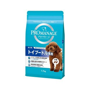 ●商品名 マースジャパンリミテッド プロマネージ 成犬用 トイプードル専用 1.7kg KPM42 ...
