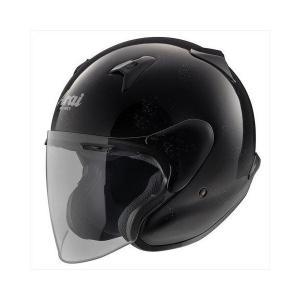 バイク用品 | アライ(ARAI) ジェットヘルメット MZF グラスブラックL 5960cm|arinkurin2