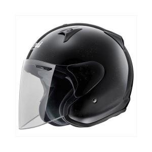 バイク用品 | アライ(ARAI) ジェットヘルメット SZG グラスブラック M 5758cm|arinkurin2