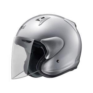 バイク用品 | アライ(ARAI) ジェットヘルメット SZG アルミナシルバー L 5960cm|arinkurin2
