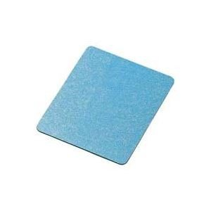 (まとめ売り×5)エレコム ELECOM マウスパッド ブルー MP113BU(1473051)|arinkurin2