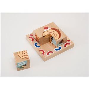 おもちゃ   アーテック かんたんキュービックパズル (×10) arinkurin2