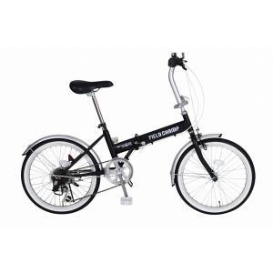 自転車(シティーサイクル) | 折畳み自転車 FIELD CHAMP FDB20 6S MGFCP206|arinkurin2