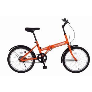 自転車(シティーサイクル) | 折畳み自転車 FIELD CHAMP FDB20 MGFCP20|arinkurin2