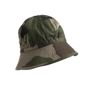フランス軍放出 ブッシュハット/帽子 〔 58cm 〕 綿1...