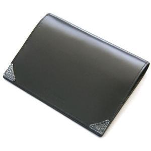 Colore Borsa(コローレボルサ) ブックカバー ブラック MG007|arinkurin2