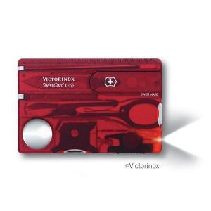 ビクトリノックス (Victorinox) VTNX スイスカードライトT #0.7300.T | 工具セット|arinkurin2