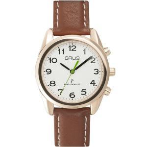 腕時計パーツ・腕時計・ファッション | GRUS(グルス) 音声時計 ボイス電波 トーキングウォッチ...