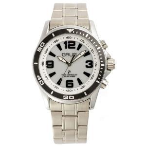 腕時計パーツ・腕時計・ファッション | GRUS(グルス) 音声時計 ボイス電波ソーラー トーキング...