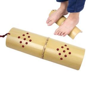 健康器具 | 健康足踏み竹健康器具 (イボ付き) 薩摩孟宗竹使用 日本製|arinkurin2