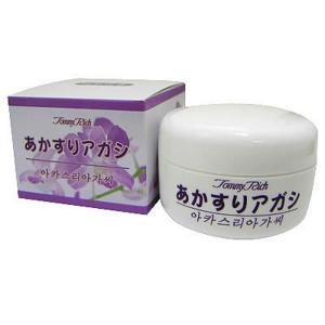 あかすりアガシピーリング剤 (58g) 無香料・無合成着色料 日本製 『トミーリッチ』 | スキンケア|arinkurin2