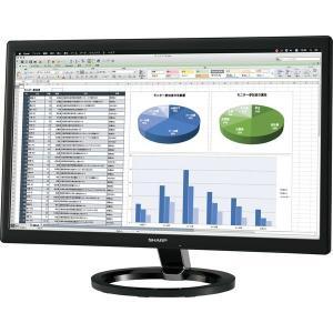 パソコン・周辺機器 | シャープ 24V型業務...の詳細画像1