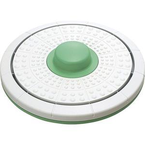バランス&ツイストボード (直径約325×75mm) 約1,064g 日本製 『キュキュ』 (リビング ダイニング ベッドルーム) | ダイエット器具|arinkurin2