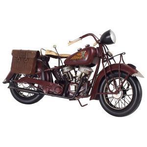 輸入雑貨 | ブリキのおもちゃ 置き物 (バイク04) 材質:鉄 (インテリアグッズ ディスプレイ雑貨)|arinkurin2
