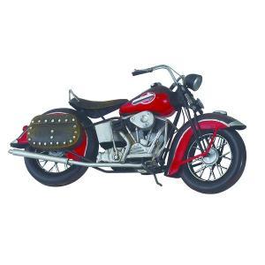 輸入雑貨 | ブリキのおもちゃ 置き物 (バイク08) 材質:鉄 (インテリアグッズ ディスプレイ雑貨)|arinkurin2