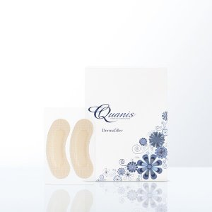 スキンケア | 製薬会社が開発 クオニス ダーマフィラー 4入り マイクロニードルで肌に直接ヒアルロン酸注入|arinkurin2