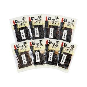 (まとめ)釜炊き佃煮・塩昆布詰合せ(8袋入)(×2) | 惣菜|arinkurin2