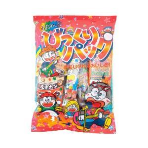 (まとめ) やおきん びっくりパック(×10)   スナック菓子 arinkurin2