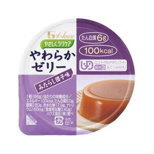 (まとめ) ハウス食品 やわらかプリン みたらし団子味(48入)(×3)   プリン arinkurin2