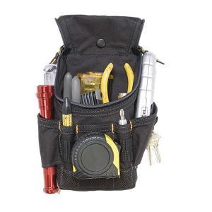工具ポーチ   KUNY'S(クニーズ) EL1523 腰袋片側 Ziptop S arinkurin2