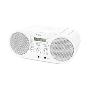生活家電 | ソニー CDラジオ ZSS40 ホワイト|arinkurin2