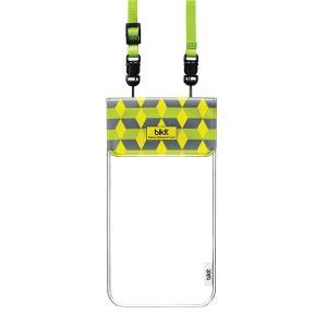 スマホケース | bikit スマートフォン用ファッション防水ポーチ ブルーダイアモンド|arinkurin2