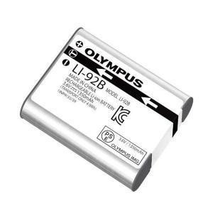 (まとめ)オリンパス リチウムイオン充電池LI92B 1個(×3)(2215413)|arinkurin2