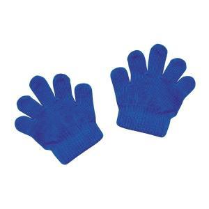 ミニのびのび手袋 コバルトブルー (×10個セット)|arinkurin2