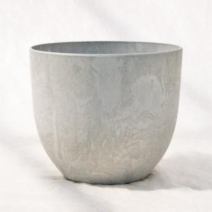 植木鉢 鉢カバー アートストーン ボーラカバー 28cm 9号 サンドストーン 穴無し arinkurin2