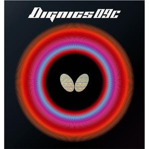 卓球用品 | Butterfly(バタフライ) ハイテンション裏ラバー DIGNICS 09C ディグニクス09C ブラック TA(特厚)|arinkurin2