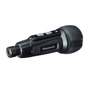 電動ドライバー   パナソニック EZ7412SB 3.6V充電ミニドライバーminiQu(黒) arinkurin2