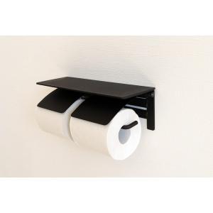 トイレ用品 | トイレットペーパーホルダー2連