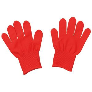 ファッション | カラーライト手袋 赤(×20)|arinkurin2