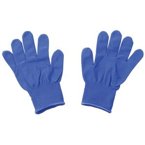ファッション | カラーライト手袋 青(×20)|arinkurin2