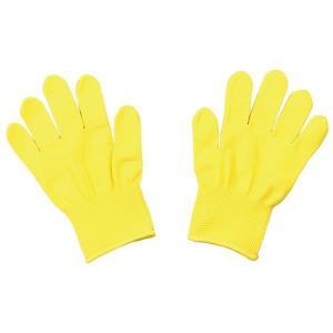ファッション | カラーライト手袋 黄(×20)|arinkurin2